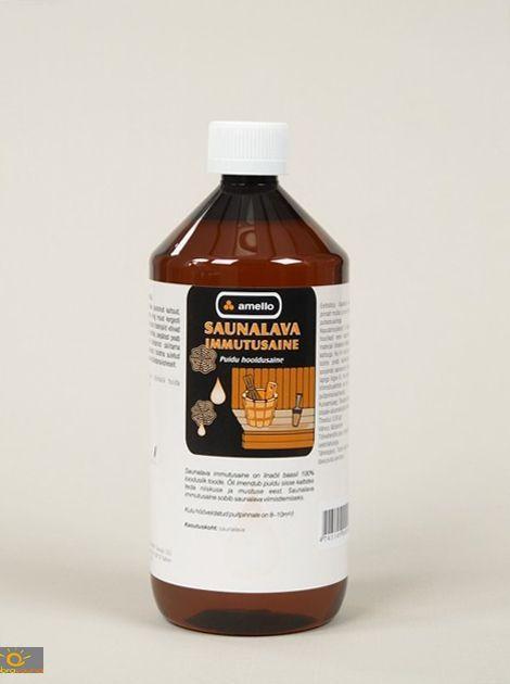 Amello  saunalava  - olej do konserwacji ławek w saunie